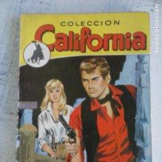 Comics: COLECCIÓN CALIFORNIA Nº 194 - ALF REGALDIE - JAMES STEWART FOTO - RAFAEL CORTIELLA PORTADA - 1960 BR. Lote 135170530