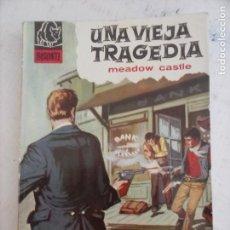 Cómics: COLECCIÓN BISONTE Nº 770 - MEADOW CASTLE - MAMIE VAN DOREN FOTO - A,SERRA AYA PORTADA. Lote 135533590