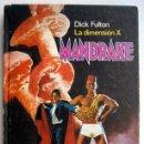 Cómics: MANDRAKE. LA DIMENSIÓN X, DE DICK FULTON. Lote 137261170