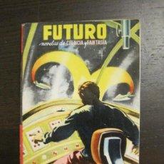 Cómics: FUTURO - LA REBELIÓN DE SANKAR - Nº 15 - CIENCIA Y FANTASIA - ED·FUTURO - VER FOTOS (V-15.107). Lote 137336330