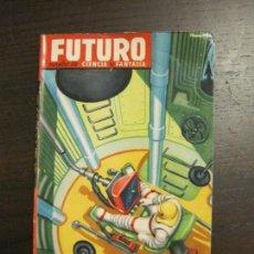 Cómics: FUTURO - EL VISITANTE DE SATURNO - Nº 22 - CIENCIA Y FANTASIA - ED·FUTURO - VER FOTOS (V-15.109). Lote 137337198