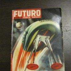 Cómics: FUTURO - URANIO SUBMARINO - Nº 27 - CIENCIA Y FANTASIA - ED·FUTURO - VER FOTOS (V-15.112). Lote 137337914