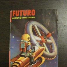 Cómics: FUTURO - EL PLANETA ARTIFICIAL - Nº 33 - CIENCIA Y FANTASIA - ED·FUTURO - VER FOTOS (V-15.113). Lote 137338118