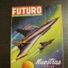 Cómics: FUTURO - NUESTRAS SON LAS ESTRELLAS - Nº 34 - CIENCIA Y FANTASIA - ED·FUTURO - VER FOTOS (V-15.114). Lote 137338550