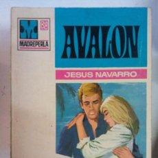 Cómics: BJS, INTERANTE REVISTA, TIPO CORIN TELLADO, JESUS NAVARRO, AVALON. Lote 137624822