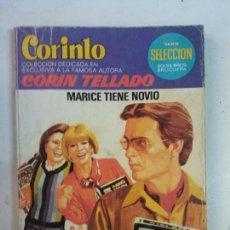 Cómics: BJS, INTERANTE REVISTA, TIPO CORIN TELLADO, MARICE TIENE NOVIO. Lote 137624850