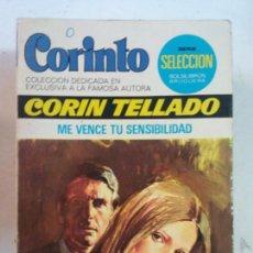 Cómics: BJS, INTERANTE REVISTA, TIPO CORIN TELLADO, ME VENCE TU SENSIBILIDAD. Lote 137624954