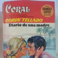 Cómics: BJS, INTERANTE REVISTA, TIPO CORIN TELLADO, DIARIO DE UNA MUJER. Lote 137625006