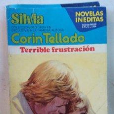 Cómics: BJS, INTERANTE REVISTA, TIPO CORIN TELLADO, TERRIBLE FRUSTACION. Lote 137626214