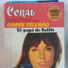 Cómics: BJS, INTERANTE REVISTA, TIPO CORIN TELLADO, EL PAPA DE SALLIE. Lote 137626270