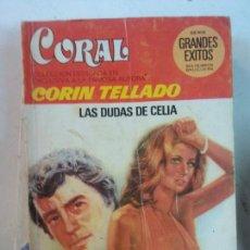 Cómics: BJS, INTERANTE REVISTA, TIPO CORIN TELLADO, LAS DUDAS DE CELIA. Lote 137626286