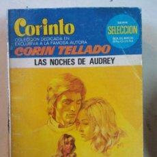 Cómics: BJS, INTERANTE REVISTA, TIPO CORIN TELLADO, LAS NOCHES DE AUDREY. Lote 137626310