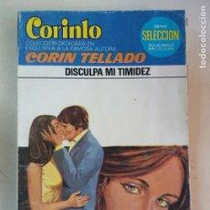 Cómics: BJS, INTERANTE REVISTA, TIPO CORIN TELLADO, DISCULPA MI TIMIDEZ. Lote 137626386