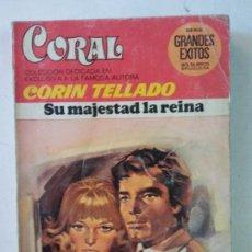 Cómics: BJS, INTERANTE REVISTA, TIPO CORIN TELLADO, SU MAJESTAD LA REINA. Lote 137626422