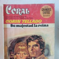 Cómics: BJS, INTERANTE REVISTA, TIPO CORIN TELLADO, SU MAJESTAD LA REINA. Lote 137626598