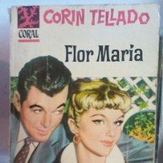 Cómics: BJS, INTERANTE REVISTA, TIPO CORIN TELLADO, FLOR MARIA. Lote 137627038