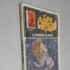 Cómics: EL VENDEDOR DE URANIO / LOU CARRIGAN / LA HUELLA Nº 71 / BRUGUERA 1ª EDICIÓN 1976. Lote 140374130