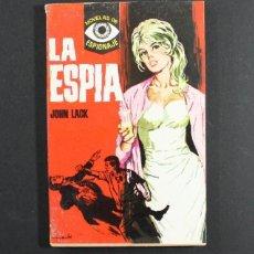 Cómics: NOVELAS DE ESPIONAJE - EDITORIAL TESORO - LOTE 50 EJEMPLARES. Lote 140482838