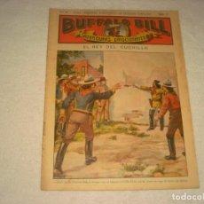 Cómics: BUFFALO BILL . AVENTURAS EMOCIONANTES Nº 44 , EL REY DEL CUCHILLO. ED. SOPENA.. Lote 140615498