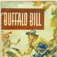 Cómics: BUFFALO BILL NOVELAS DE EDITORIAL MOLINO, COMPLETA 10 EJEMPLARES. Lote 141174750