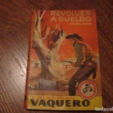 Cómics: COLECCION VAQUERO N.259 ORLAND GARR. Lote 143904918
