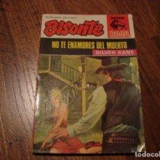 Cómics: BISONTE SERIE ROJA N.1239 SILVER KANE. Lote 143912134