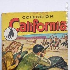 Comics: COLECCIÓN CALIFORNIA Nº 240 - CLARK CARRADOS - FRANCO FABRIZI FOTO - 1961 BRUGUERA. Lote 144461018