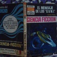 Cómics: EL MENSAJE DE LOS O.V.N.I .- LUCKY MARTY - LA CONQUISTA DEL ESPACIO 186. Lote 145798922