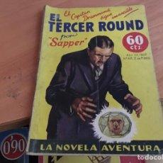 Cómics: EL TERCER ROUND (SAPPER) LA NOVELA AVENTURA Nº 68 (COIM18). Lote 147094230