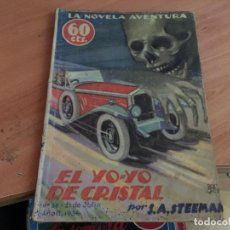 Cómics: EL YO-YO DE CRISTAL LA NOVELA AVENTURA Nº 36 (COIM18). Lote 147094846