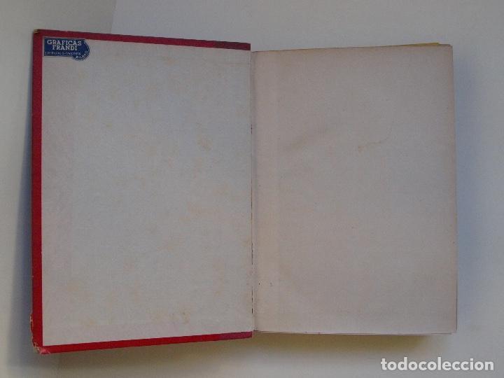 Cómics: DOS TOMOS ENCUADERNADOS CON 12 NOVELAS PULP DE JULIO VERNE DE LA EDITORIAL SÁENZ DE JUBERA - c. 1940 - Foto 3 - 147142546