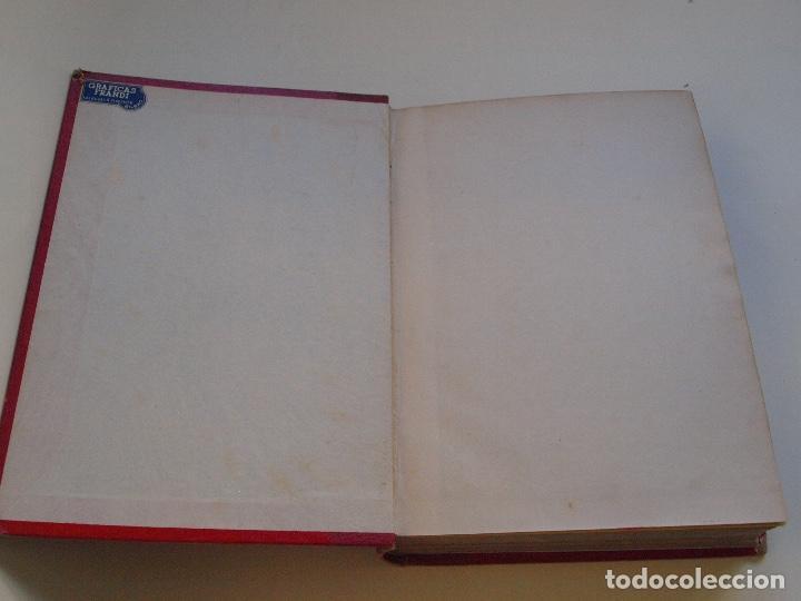 Cómics: DOS TOMOS ENCUADERNADOS CON 12 NOVELAS PULP DE JULIO VERNE DE LA EDITORIAL SÁENZ DE JUBERA - c. 1940 - Foto 36 - 147142546