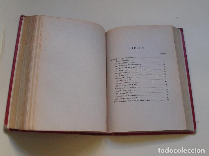 Cómics: DOS TOMOS ENCUADERNADOS CON 12 NOVELAS PULP DE JULIO VERNE DE LA EDITORIAL SÁENZ DE JUBERA - c. 1940 - Foto 52 - 147142546