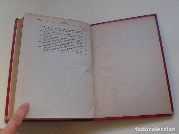 Cómics: DOS TOMOS ENCUADERNADOS CON 12 NOVELAS PULP DE JULIO VERNE DE LA EDITORIAL SÁENZ DE JUBERA - c. 1940 - Foto 61 - 147142546