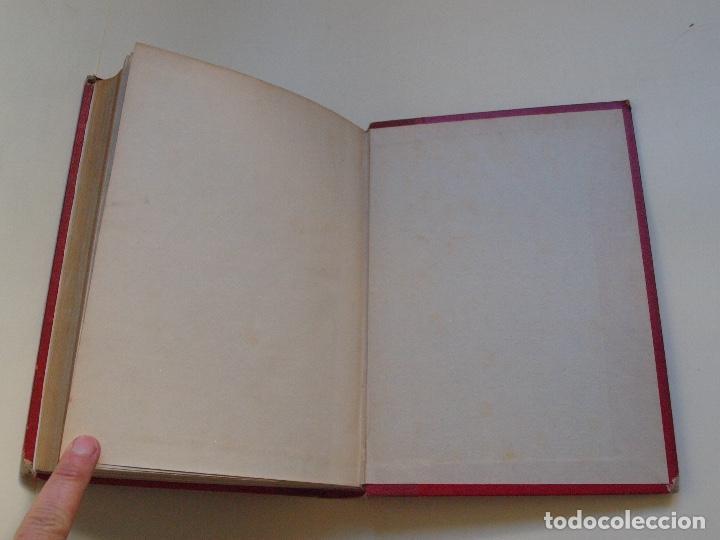 Cómics: DOS TOMOS ENCUADERNADOS CON 12 NOVELAS PULP DE JULIO VERNE DE LA EDITORIAL SÁENZ DE JUBERA - c. 1940 - Foto 62 - 147142546
