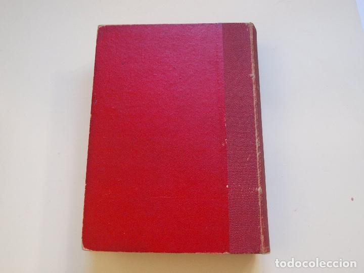 Cómics: DOS TOMOS ENCUADERNADOS CON 12 NOVELAS PULP DE JULIO VERNE DE LA EDITORIAL SÁENZ DE JUBERA - c. 1940 - Foto 63 - 147142546