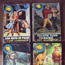 Cómics: ESPACIO - EL MUNDO FUTURO - LOTE 8 NOVELAS 1960 - 1963. Lote 147280778