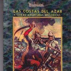 Cómics: LAS COSTAS DEL AZAR - H. BEDFORD JONES - LOS LIBROS DE BARSOOM . Lote 147313458