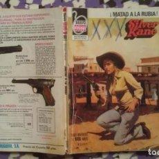 Cómics: MATAD A LA RUBIA - SILVER KANE - BRAVO OESTE 1100. Lote 147614506