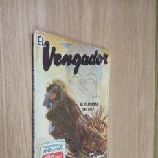 Cómics: EL FANTASMA DEL CIELO / KENNETH ROBESON / EL VENGADOR Nº 3 / HOMBRES AUDACES 184 / MOLINO. Lote 148081822
