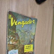 Cómics: LA MUERTE AMARILLA / KENNETH ROBESON / EL VENGADOR Nº 2 / HOMBRES AUDACES 180 / MOLINO. Lote 148082122