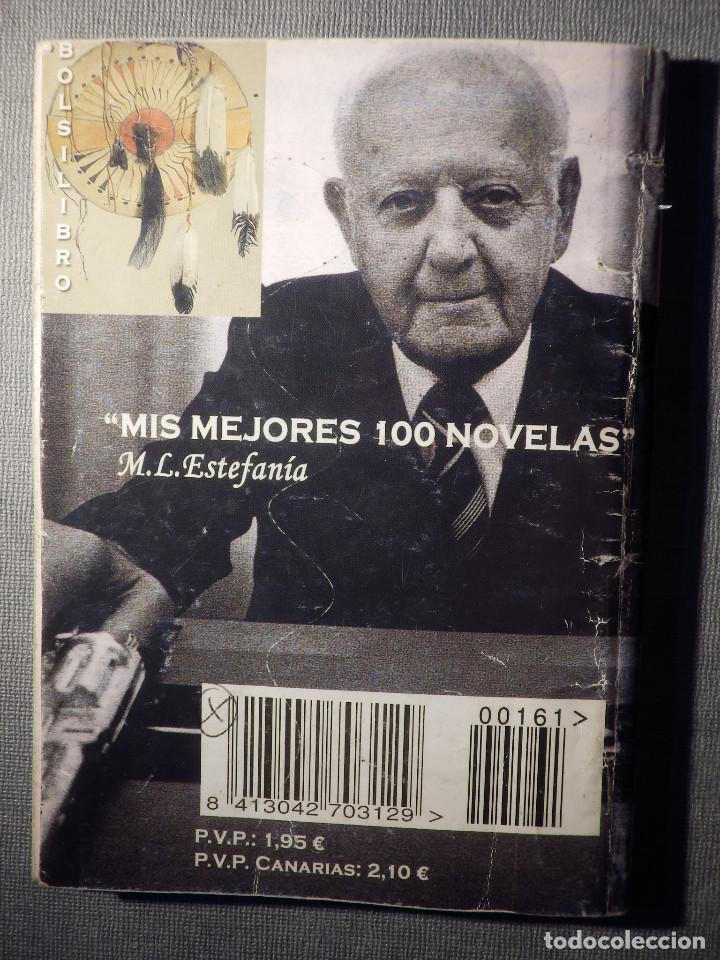 Cómics: Novela - Manuel Lafuente M. L. Estefanía - La pista de los caballos - Centauro - Bruguera - 2015 - Foto 3 - 148692494