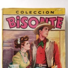Cómics: COLECCION BISONTE EXTRA ILUSTRADA Nº 93 DONALD CURTIS - 1957 - . Lote 149396354