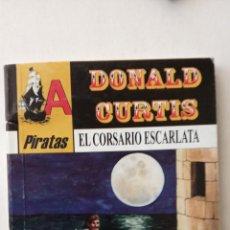 Cómics: PIRATAS Nº 10 - DONALD CURTIS - MUY NUEVA12. Lote 149751314