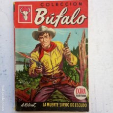 Cómics: COLECCION BUFALO EXTRA ILUSTRADA Nº 128 - A.ROLCEST - EMILIO FREIXAS, LUIS RAMOS, COSTA, JESÚS DURAN. Lote 149756870