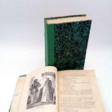Cómics: LA CRUZ DE PLATA. MEMORIAS DE DIEGO CARA DE PAREDES (FLORENCIO MORENO GODINO) MIGUEL GUIJARRO, 1868. Lote 150116160