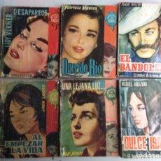 Comics : BIBLIOTECA CHICAS - LOTE DE 6 EJEMPLARES EDITA : EDICIONES CID AÑOS 50. Lote 150291970