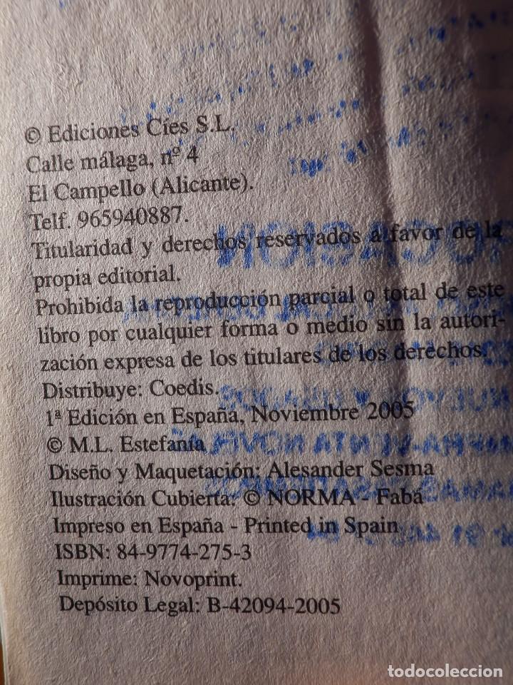 Cómics: NOVELA - MANUEL LAFUENTE M. L. ESTEFANÍA Galopando bajo la luna -Arizona - ED. Cies - 2005 - Foto 3 - 150850438