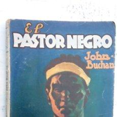Cómics: LA NOVELA DE AVENTURAS Nº 56 - 1929 - EL COLLAR DE LA REINA DE SABA - EL PASTOR NEGRO - JOHN BUCHAN. Lote 152230802