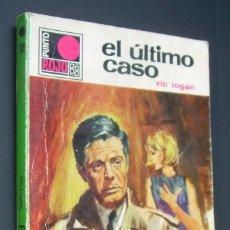 Cómics: EL ULTIMO CASO. VIC LOGAN. COLECCION PUNTO ROJO Nº 389. EDITORIAL BRUGUERA, 1969. Lote 153544958